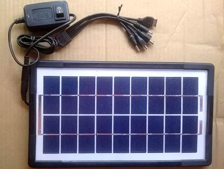 SOLAR-POWERED-MOBILE-CHARGER