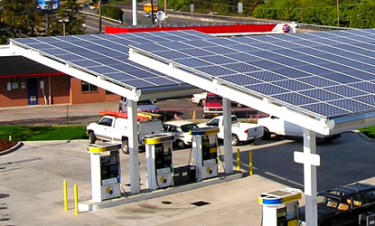 SOLAR-POWERED-PETROL-PUMP